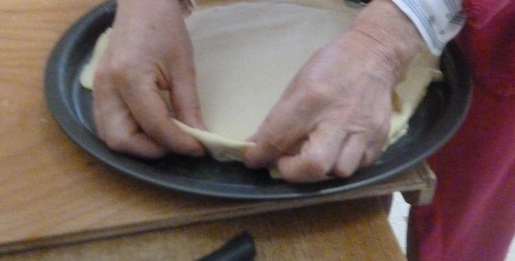 galette étape 5